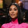 Kim Kardashian roasts her family as SNL host