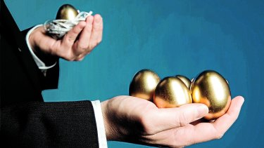 Canberrans are saving up the largest average superannuation nest eggs, new tax figures show.