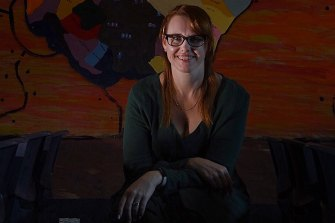 Rebecca West is one of 12 Australian teachers acknowledged in this year's Commonwealth Bank teaching awards.