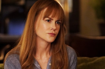 Nicole Kidman has been nominated for her performance in the second season of Big Little Lies.
