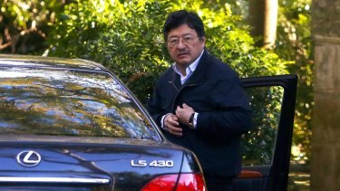 TPG Telecom executive chairman and CEO David Teoh.