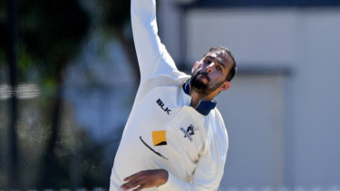 Fawad Ahmed's story is not over yet.