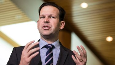 "Senator Matt Canavan said ""a lot of people make comments about the coal market and they have no bloody idea about the coal market""."