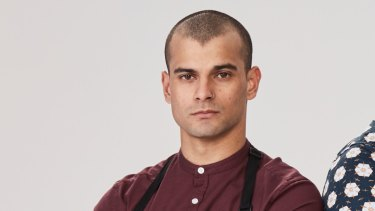 MKR's Victor has vowed to never go on reality television again.