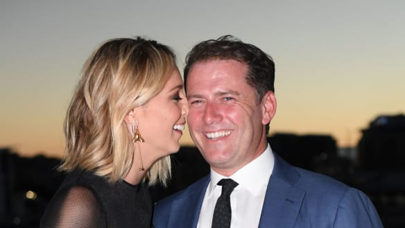 Karl Stefanovic and Jasmine Yarbrough's after party may include horses