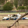 'Tragedy': Four dead after two planes crash in mid-air over central Victoria