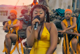 Sampa The Great's performance at the 2020 ARIA Awards.