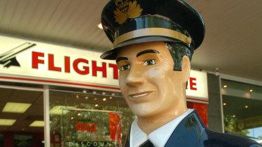 Flight Centre's domestic business had a tough half.