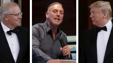 Prime Minister Scott Morrison has confirmed at last that he asked the White House to invite Hillsong founder and his spiritual mentor Brian Houston to a state dinner in Washington last year.