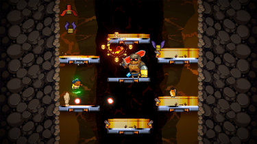Exit the Gungeon from Devolver is a sequel to a beloved dungeon crawler.