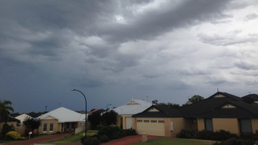 South-west WA is set to face some unseasonal rain from Tuesday night.
