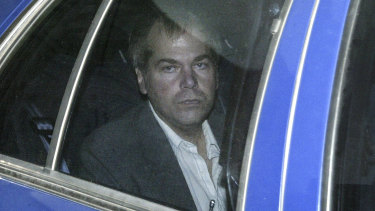 John Hinckley jnr, pictured in 2003, is set to be released from all court supervision.