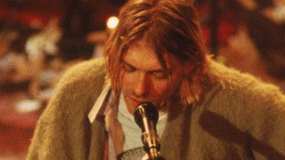 Kurt Cobain's cardigan sells for almost $500,000