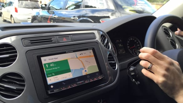 Driving into a Google-dependent future