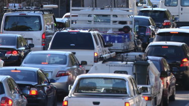 Congestion in Brisbane's northern suburbs has been listed as an infrastructure priority.