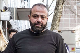 Nabil Maghnie was a feared crime figure.