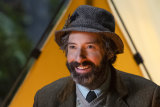 Tony Hale as Mr Benedict in The Mysterious Benedict Society.