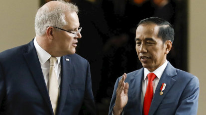 Man of Contradictions: Joko book a warning to Australia about a pragmatic president