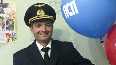 Damir Yusupov, 41, the captain of Ural Airlines A321.