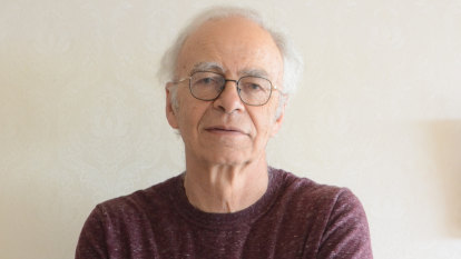 Peter Singer: Not every asylum seeker 'has the right to stay'