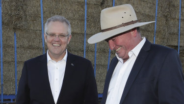 Prime Minister Scott Morrison will give Barnaby Joyce the Nationals more time to make a crucial decision on climate change policy in a bid to secure a deal to cut greenhouse gas emissions to net zero by 2050.