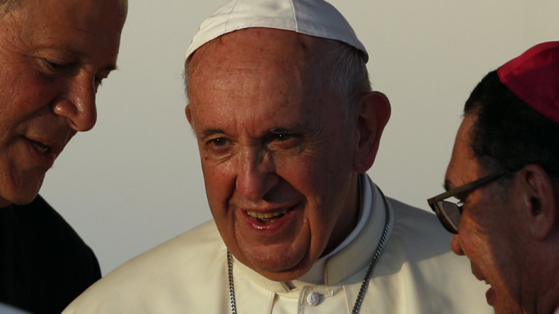 'I was part of the problem': Pope hosts Vatican summit on sex abuse