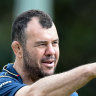 Coaching with the enemy, but will Cheika spill Wallaby secrets to Pumas?