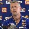 West Coast v Melbourne: Eagles coach puts heat on mids