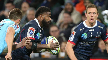 Three in frame for half-back role as Rebels confirm roster