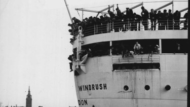 Nearly 500 Jamaicans arrived at Tilbury on the SS Empire Windrush on June 22, 1948.