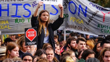 Young people want action on climate.