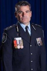 Sport Integrity Australia chief executive David Sharpe.
