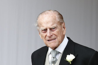 """Prince Philip has been admitted to a London hospital """"as a precautionary measure"""", according to Buckingham Palace."""