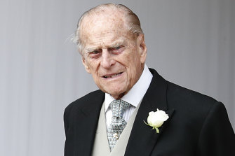 "Prince Philip has been admitted to a London hospital ""as a precautionary measure"", according to Buckingham Palace."