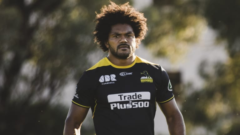 Henry Speight was back to his best at the end of the Super Rugby season.