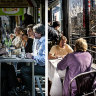 Melbourne unveils 16 COVID-safe outdoor 'dining precincts'