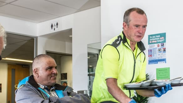 Nullarbor cycling adventure to raise funds for Canberra's homeless