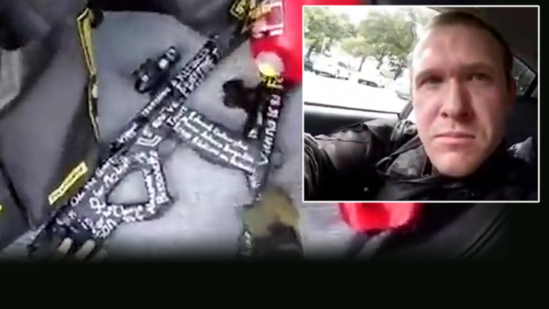 Christchurch Shooter's Manifesto Reveals An Obsession With