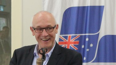 Damien Tudehope, who was to move from Epping to the Upper House, has suffered a set back.