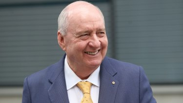 4BC breakfast presenter Alan Jones enjoyed the biggest surge in audience share for his timeslot in the latest ratings.