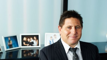 Caydon boss Joe Russo claims his signature was forged on a $30 million transaction.