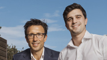 Afterpay co-founders Anthony Eisen and Nick Molnar have agreed to hold back on further share sales as the company deals with the AUSTRAC controversy.