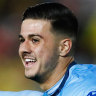 Sydney FC build derby momentum with bruising win over the Mariners