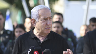 Israeli Prime Minister Benjamin Netanyahu foresees an ongoing operation.