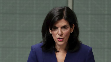 Julia Banks' comments in a recent interview are triggering discussions among young women about financial independence.