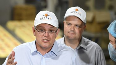 Is it time for ScoMo to retire in favour of something just a little more statesmanlike.
