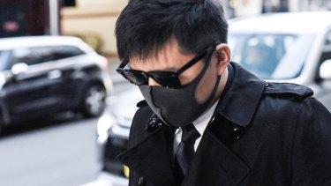 Longwei Xu has been found guilty.