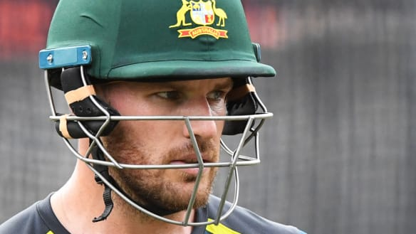 Aussie captain labels himself 'weak link' in ODI series defeat
