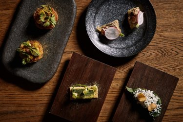 Biji Dining will be taking over Little Andorra until December.