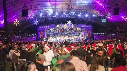 'Err on the side of caution': Carols by Candlelight ditches crowds